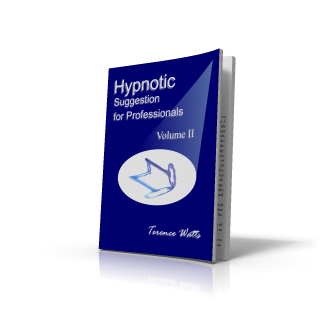 Hypnotic Suggestion for Professionals Volume II