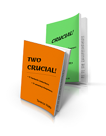 Two CRUCIAL! books