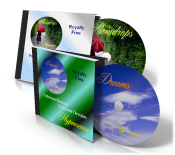 Royalty-Free CDs: Dreams & Raindrops