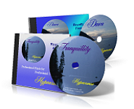 Royalty-Free CDs: Dawn & Tranquillity