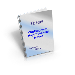 Working with Psychosexual Issues
